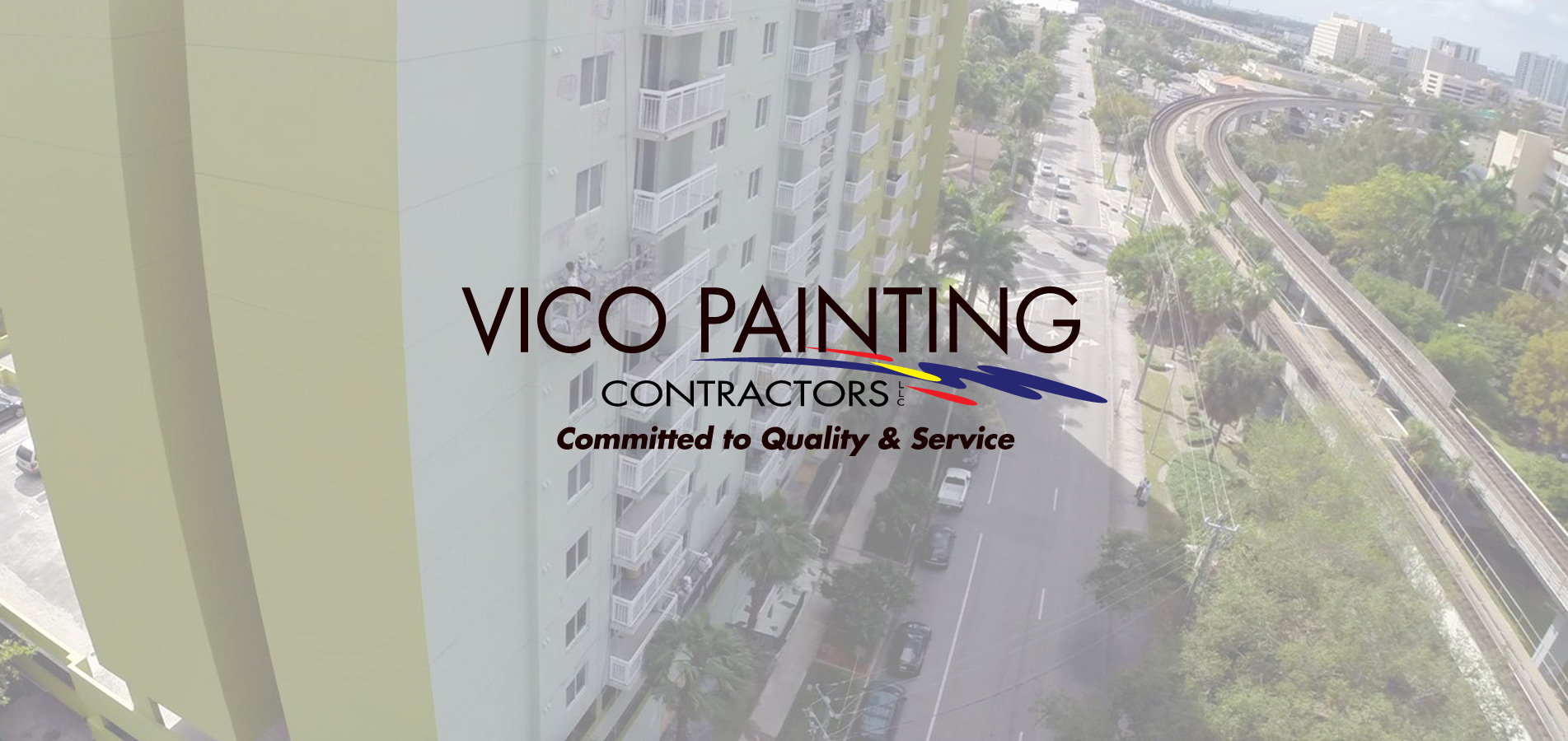 Vico painting contractors professional