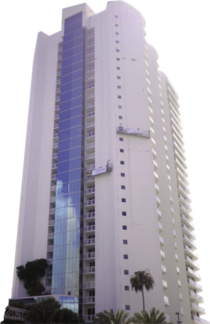 Hi- Rise Experts Vico Painting