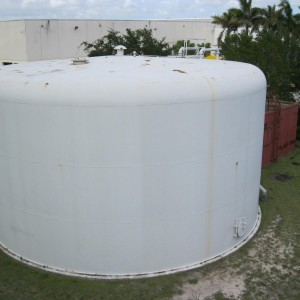 Cartepillar Water Tank 1