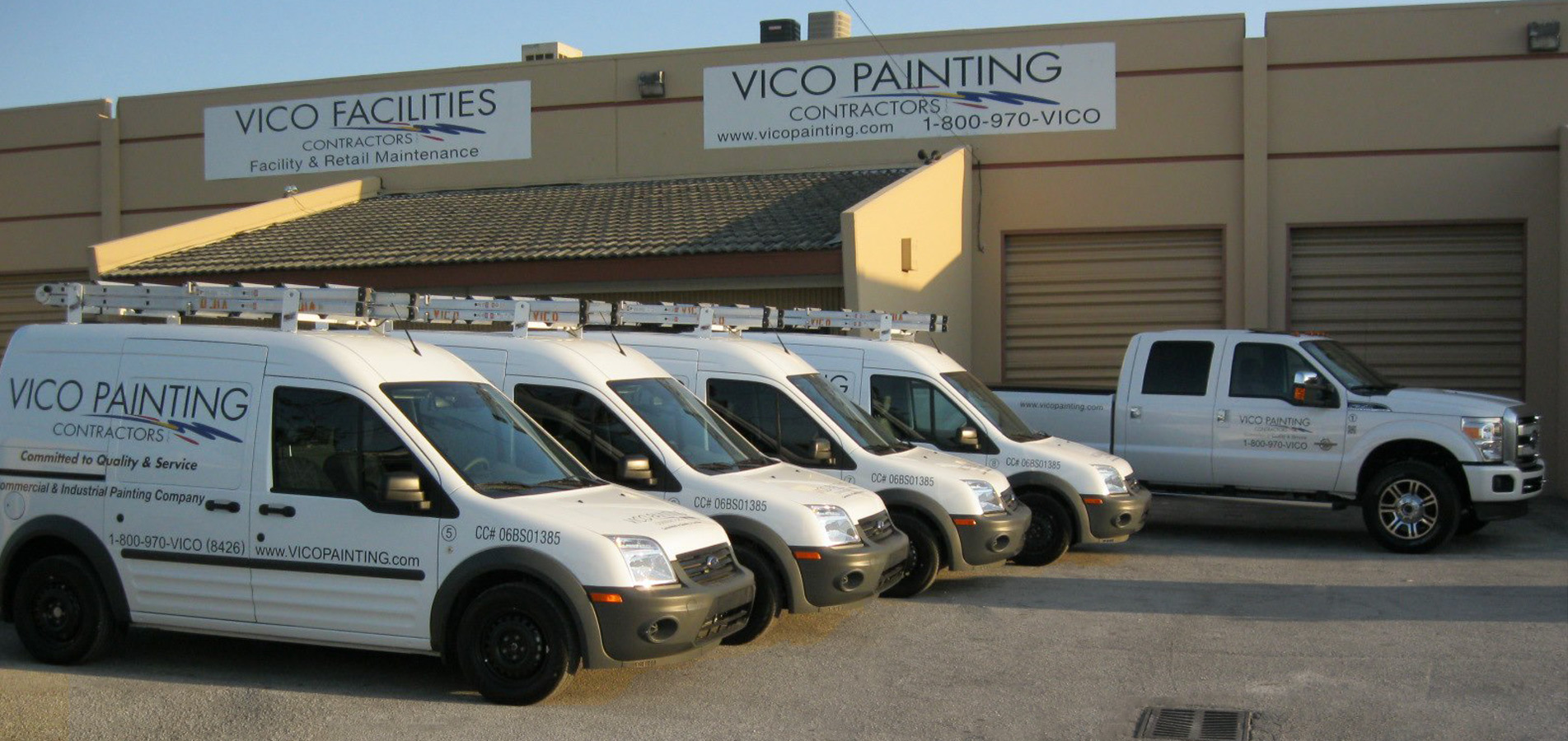 In House OSHA 10hr Training, Vico Painting Contractors, Miami, Fl