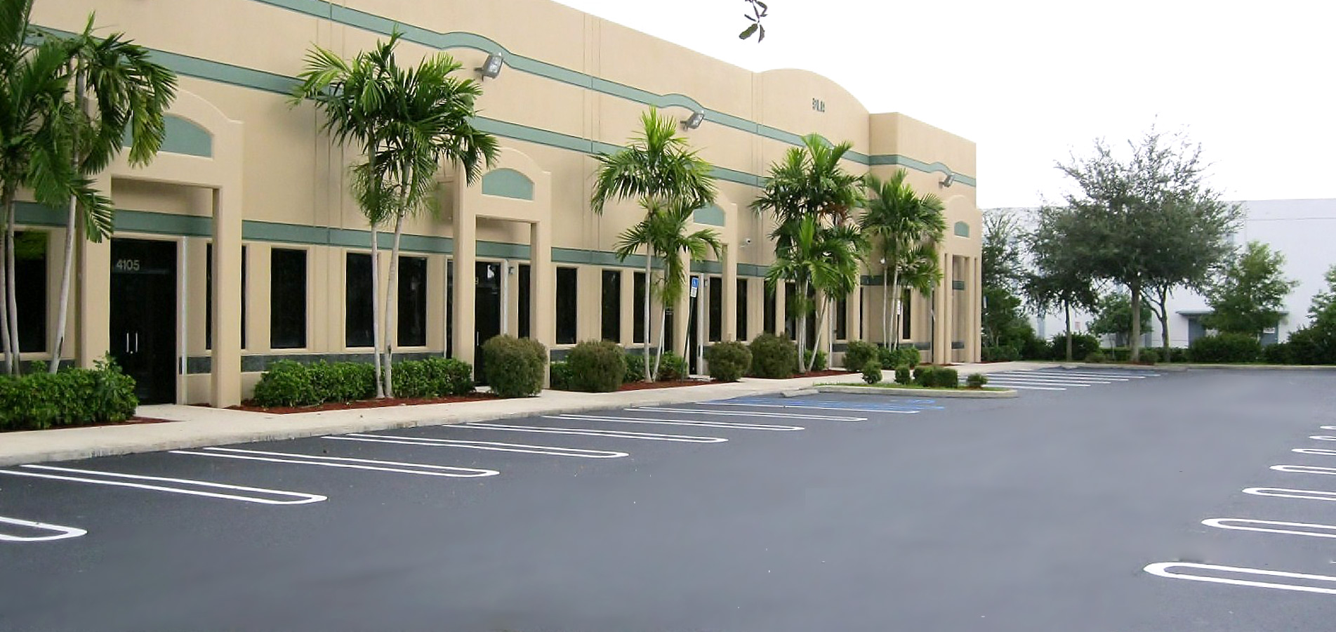 Vico Painting Seal Coating Services Miami, FL
