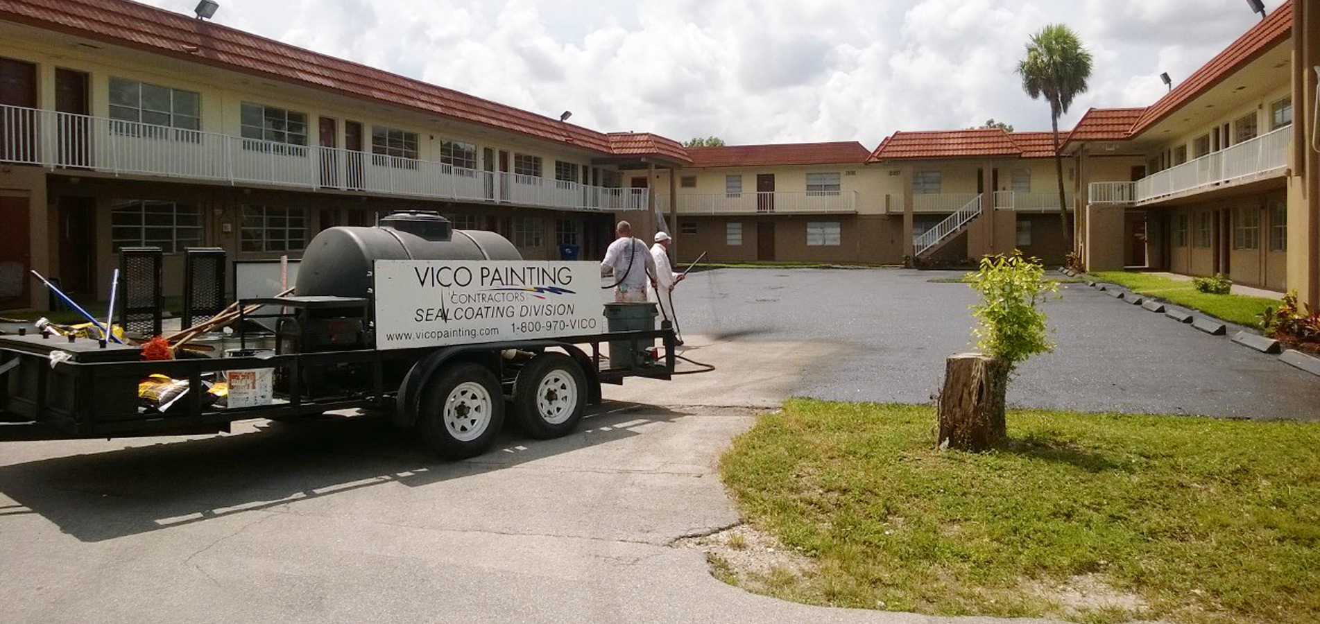 Vico Painting Sealcoating Contractors Miami, FL